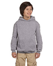 Custom Embroidered Champion Cy40c Boys 9 Oz. 50/50 Hood at GotApparel