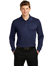 Sport-Tek ST657 Men Long Sleeve Micropique Sport-Wick Polo at GotApparel