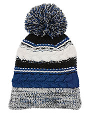 Sport-Tek STC21 Men Pom Team Beanie at GotApparel