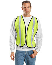 Port Authority® SV02 Men's Mesh Enhanced Visibility Vest at GotApparel