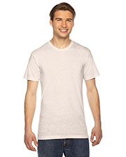 Custom Embroidered American Apparel TR401 Triblend short sleeve Track TShirt at GotApparel