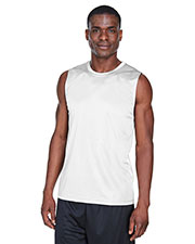 Men Zone Performance Muscle T-Shirt at GotApparel