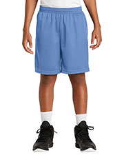 Sport-Tek® YST510 Boys PosiCharge®   Classic Mesh Short at GotApparel