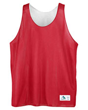 Augusta A136 Men's Reversible Mini Mesh League Tank at GotApparel