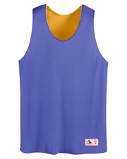 Augusta AS197 Men Tricot Mesh Reversible Tank at GotApparel
