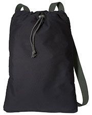 Port Authority B119 Unisex Canvas Cinch Pack at GotApparel