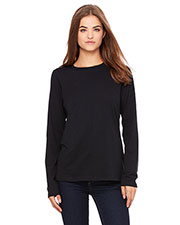 Bella + Canvas B6450 Women Missys Jersey Long-Sleeve T-Shirt at GotApparel