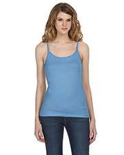 Bella + Canvas B8111 Women Sheer Jersey Tank at GotApparel