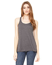 Bella + Canvas B8800 Women Flowy Racerback Tank at GotApparel