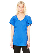 Bella + Canvas B8801 Women Flowy Raglan T-Shirt at GotApparel