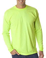 Bayside B1715 Men Long Sleeve Tee at GotApparel