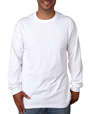 Bayside 5060 Men Long Sleeve Tee at GotApparel