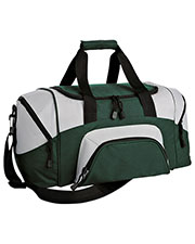 Port & Company BG990S Unisex Improved Colorblock Small Sport Duffel at GotApparel