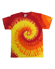 Tie-Dye CD100 Men 5.4 Oz., 100% Cotton D T-Shirt 100-Pack at GotApparel