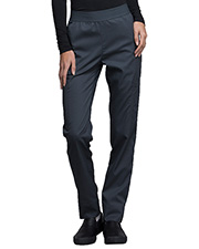 Cherokee Ck040t  Natural-Rise Tapered Leg Pant at GotApparel