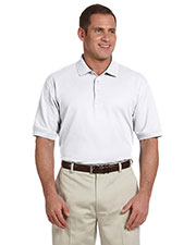 Devon & Jones Classic D100 Men Pima Pique short sleeve Polo at GotApparel
