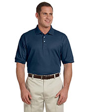 Devon & Jones Classic D100T Men Tall Pima Pique Short-Sleeve Polo at GotApparel