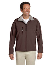 Devon & Jones Classic D995 Men Soft Shell Jacket at GotApparel
