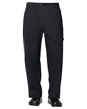 Dickies Chef Dc13  S Classic Elastic Waist Zip Trouser at GotApparel