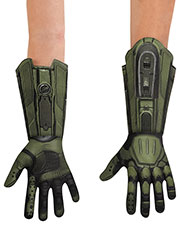 Halloween Costumes DG89997CH Master Chief Boys Gloves One size at GotApparel