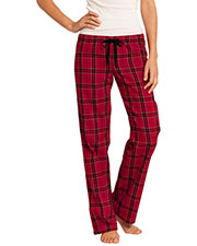 District DT2800 Women Flannel Plaid Pant at GotApparel