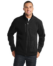 Port Authority F227 Men RTek Pro Fleece Full Zip Jacket at GotApparel