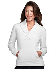 Tri-Mountain FL7270 Women's Helena Long-Sleeve Shawl Collar Pullover at GotApparel