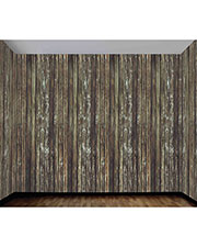 Halloween Costumes FM68908 Wood Wall Roll 20' X 4' at GotApparel