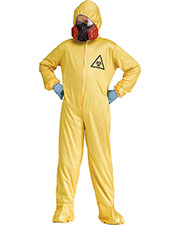 Halloween Costumes FW131672LG Hazmat Suit 12-14 at GotApparel