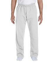 Gildan G123 Men Dryblend 9.3 Oz. 50/50 Open-Bottom Sweatpants at GotApparel