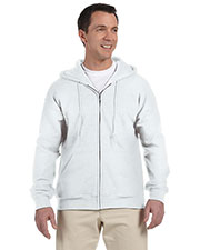Gildan G126 Men Dryblend 9.3 Oz. 50/50 Full-Zip Hood at GotApparel
