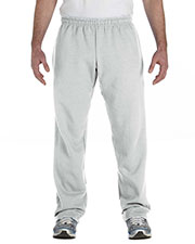 Gildan G184 Men Heavy Blend 8 Oz. 50/50 Open-Bottom Sweatpants at GotApparel