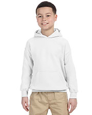 Gildan G185B Boys Heavy Blend 8 oz., 50/50 Hood at GotApparel