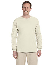 Gildan G240 Men Ultra Cotton 6 oz. Long-Sleeve T-Shirt at GotApparel