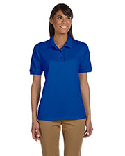 Gildan G380L Women Ultra Cotton  6.5 Oz. Pique Polo at GotApparel