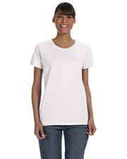 Gildan G500L Women Heavy Cotton 5.3 oz. Missy Fit T-Shirt at GotApparel