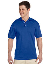 Jerzees J100 Men Heavyweight Cotton Jersey Polo at GotApparel