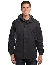 Port Authority J322 Men Cascade Waterproof Jacket at GotApparel