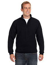 J America Ja8634  Heavyweight Fleece Quarter-Zip at GotApparel