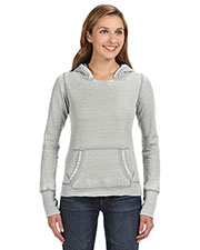 J America Ja8912   ' Zen Pullover Fleece Hood at GotApparel