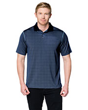 TMR K173 Men CF3 Short Sleeve Polo Shirt at GotApparel
