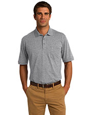 Port & Company KP55P Men 5.5 Ounce Jersey Knit Pocket Polo at GotApparel
