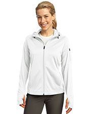 Sport-Tek L248 Women Tech Fleece Full-Zip Hooded Jacket at GotApparel