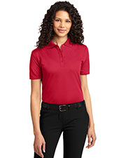 Port Authority L525 Women Dry Zone Ottoman Polo at GotApparel