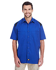 Dickies Ls605  S 4.6 Oz. Performance Team Shirt at GotApparel
