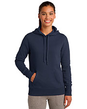Sport-Tek® LST254 Women Pullover Hooded Sweatshirt at GotApparel