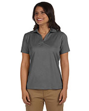 Harriton M354W Women Micro Pique Polo at GotApparel