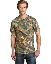 Custom Embroidered Russell Outdoor™ NP0021R Adult Realtree Explorer 100% Cotton T-Shirt at GotApparel
