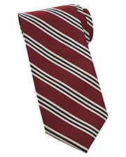 Edwards QS00 Men Quint Stripe Tie at GotApparel