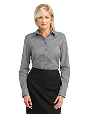 Red House RH67 Women MiniCheck Non-Iron ButtonDown Shirt at GotApparel